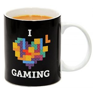 Tasse 'Tetris' 6 en 1 – Heart Gaming