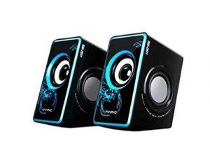 Haut-parleur marvo SG-201BL Gaming 7W Blue