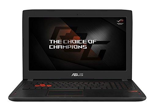 ASUS ROG G502VS-FY275T PC Portable Gamer 15″ Full HD Gris (Intel Core i7, 8 Go de RAM, Disque Dur 1 to + SSD 128 Go, Nvidia GeForce GTX 1070 8G, Windows 10)