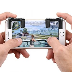 LEJINNA Mobile Phone Gamepad,Gaming Joystick Controller for Touch Screen Phone Legend Game and More