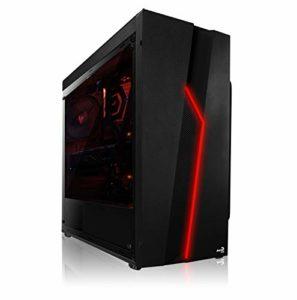 Memory PC Gamer AMD Ryzen 7 2700X 8 x 4,3 GHz, 16 Go DDR4 RAM 3000 MHz, MSI B450 StoreMI, 240 Go SSD + 2000 Go HDD, NVIDIA GeForce GTX 1660 Ti 6Go