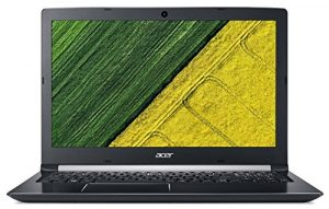 Acer Aspire 5 A517-51-379L Ordinateur Portable 17,3″ HD+ Noir (Intel Core i3, 4 Go de RAM, Disque dur 1 To, Intel HD Graphics, Windows 10) [Ancien Modèle]