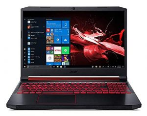 Acer Nitro 5 AN515-54-75T7 Ordinateur portable gaming 15.6″ FHD (Core i7, 16 Go de RAM, 1024 Go SSD, NVIDIA GeForce GTX 1660Ti, Windows 10)
