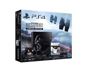 Console PlayStation 4 1To + Star Wars : battlefront – édition limitée