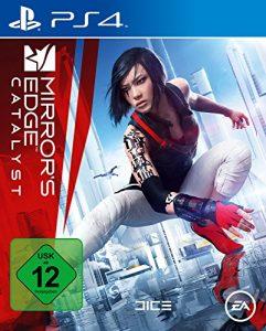 Electronic Arts GmbH Miroirs de catalyseur Edge pour Playstation 4