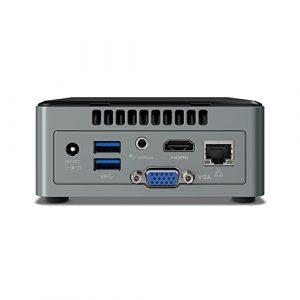 Intel NUC BOXNUC6CAYH – Mini PC Ordenador CELERON J3455 HDMI / VGA / USB3 / M2 DDR3 GBE EN