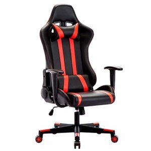 IntimaTe WM Heart Chaise de Gamer Fauteuil de Bureau siège Ergonomique Coussin Confortable