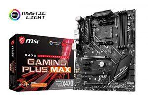 MSI X470 Gaming Plus Max X470