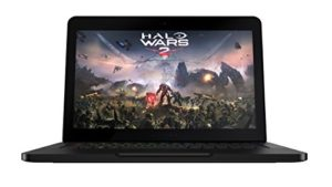 Razer Blade (14 Ecran IPS Full-HD) Portable PC Gaming (Intel i7-7700HQ, 16 Go RAM, 512 Go SSD, NVIDIA GeForce GTX 1060 6 Go, Windows 10) – French AZERTY Layout