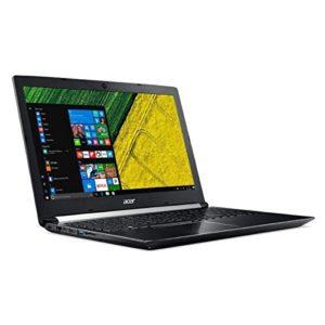 Acer Aspire A715-71G-57JW PC Portable Gamer 15″ FHD Noir (Intel Core i5, 8 Go de RAM, 1 To, NVIDIA GeForce GTX 1050, Windows 10)