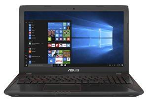Asus ROG FX553VD-DM1158T PC portable Gamer 15,6 Full HD Noir (Intel Core i5, 6 Go de RAM, Disque dur 1 To, Nvidia GeForce GTX 1050 2G, Windows 10)