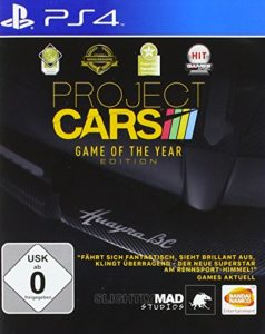 BANDAI NAMCO PS4 Project CARS – GOTY