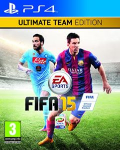 ELECTRONIC ARTS FIFA 15 ULTIMATE EDITION PER PS4 VERSIONE ITALIANA