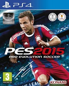 Pro Evolution Soccer 2015 (Sony PS4) [Import UK]