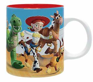 ABYstyle – Disney – Toy Story – Mug – 320 ml – Groupe