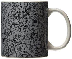 Fallout Collage Mug [import anglais]