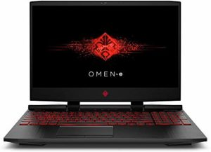 HP OMEN 15-dc1073nf PC Portable Gaming 15,6″ FHD IPS Noir (Intel Core i5, RAM 8 Go, SSD 512 Go, NVIDIA GeForce GTX 1660Ti, AZERTY, Windows 10)