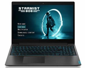 Lenovo Ideapad L340 Gaming-15IRH 15″ Full HD Noir (Intel core i5, RAM 8 Go, Disque Dur 1 To + SSD 256 Go, Geforce GTX1650, Windows 10)