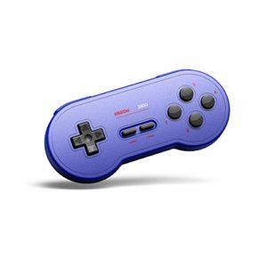 Manette de jeu SN30 GP SNES Edition – bleu