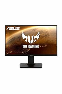 ASUS TUF Gaming VG289Q – Ecran PC Gamer eSport 28″ 4K – Dalle IPS – 16:9 – 3840×2160 – 350cd/m² – Display Port & 2x HDMI – Haut-parleurs – AMD FreeSync – HDR 10 – 90% DCI-P3