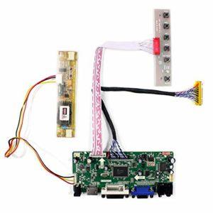 Carte LCD HDMI DVI VGA AUDIO pour écran LCD 18.4″ 1920 x 1080 LTN184HT01-A02 N184H4-L04 30 broches 2CCFL
