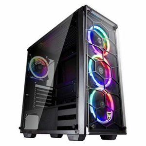 The Gaming/Pack Gaming/PC Gamer/AMD RYZEN 5 2600 avec graphique GTX 1650 + Moniteur Full HD 22″ + Clavier et souris en cadeau