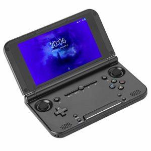 Wendry Console de Jeu Portable, Jeu vidéo Portable Tablet écran HD de 3 Pouces et Console de Jeu Console de Jeu Portable Tablet PC 32G, Prise en Charge multilingue(UE)