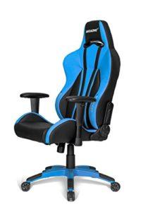AKRacing Premium Plus Chaise Gaming pour Ordinateur Bleu