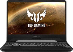 ASUS TUF Gaming FX505GT – 15.6″ FHD – i5-9300H – NVIDIA GTX 1650-8 Go – 512 Go SSD – Noir