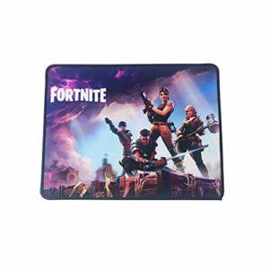 Grand Tapis de Souris Professionnel pour Jeux vidéo Motif Battle Royale 2 Tailles, Violet, Standard (35cm x 25cm)