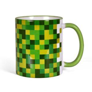 Mug Pixel rétro – Céramique – Fan Jeux Vidéo