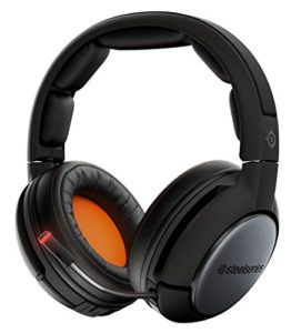 SteelSeries Siberia 840, Casque Gaming, sans fil, Bluetooth, Dolby 7.1 Surround, PC / Mac / Playstation 4 / Mobile / AppleTV / Roku