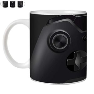 Stuff4 Tasse de Café/Thé 350ml/Xbox One/Console (Jeux vidéo)/Céramique Blanche/ST10