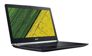 Acer Aspire V Nitro VN7-793G-57TT PC Portable Gamer 17″ Full HD Noir (Intel Core i5, 8 Go de RAM, Disque Dur 1000 Go + 256 Go SSD, Nvidia Geforce GTX1060, Windows 10)