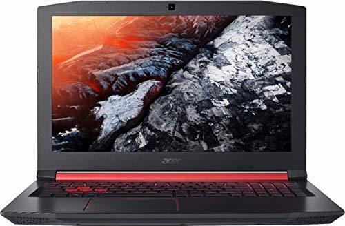 Acer Nitro 5 Ordinateur Portable Gamer, Intel Core i5-8300H, GeForce GTX 1050Ti, 15.6″ Full HD, 8GB DDR4, 256GB SSD, Clavier QWERTY Anglais