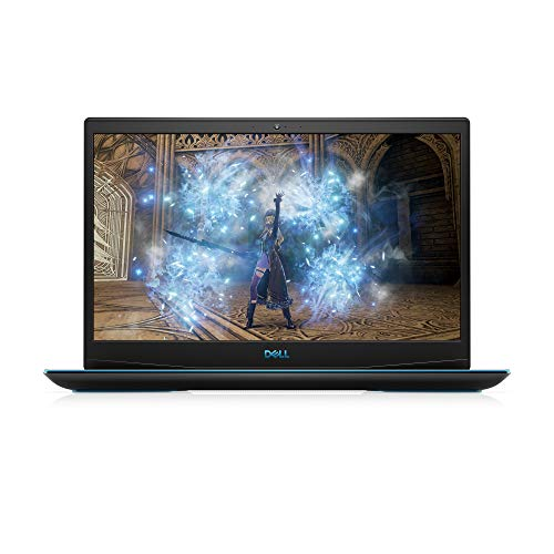 Dell Inspiron G3 15-3590 PC Portable Gamer 15,6″ Full HD Eclipse Black (Intel Core i5, 8Go de RAM, HDD 1To + 256Go SSD, NVIDIA GeForce GTX 1050, Windows 10 Home) Clavier AZERTY Français
