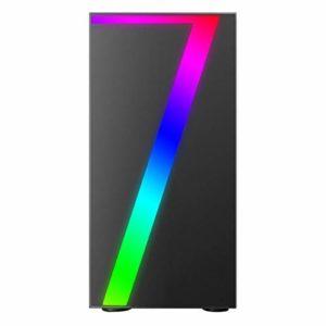 Fierce Mars 8 RGB/RVB PC Gamer – Vite 4.0GHz Quad-Core AMD Ryzen 3 2300X, 1To Disque Dur, 8Go 3000MHz, NVIDIA GeForce GTX 1650 4Go, Windows Non Inclus 195164