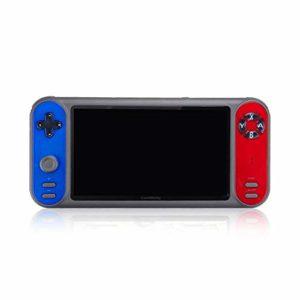 Manette de jeu Jeu console portable jeu lecteur intégré 1200 Jeux 7.0 pouces écran Lecteur de musique vidéo HD Sortie TV Game Controller Accessoires informatiques ( Color : 1 , Size : One size )