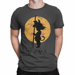 T-Shirt La Colmena, 164-Looking for The Dragon Balls (ddjvigo) Gris Gris foncé XL