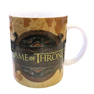ABYstyle – GAME OF THRONES – Mug – 320 ml – Opening logo