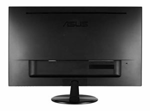 Asus VP248QG – Ecran PC Gaming 24″ FHD – Dalle TN – 16:9 – 75Hz – 1ms – 1920 x 1080 – 250cd/m² – DP, HDMI & VGA – AMD FreeSync – Haut-Parleurs – Ecran Gamer Console PS4 / Xbox One X