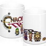 Chrono Trigger Mug de jeu vidéo