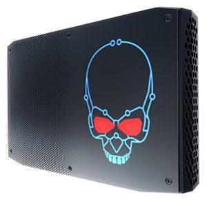 Intel NUC8i7HVK Hades Canyon VR Gaming NUC, i7-8809G w/Radeon RX Vega M GH Graphics, 4GB HBM2, DDR4, 2X M.2, Barebone