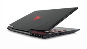 Lenovo Legion Y720-15IKB Ordinateur Portable Gamer 15,6 Noir (Core i7, 8 Go de RAM,1 to+ SSD 128 Go, Nvidia GTX1060 6 Go, Windows 10)