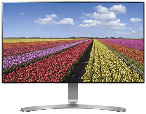 LG 27MP89HM-S, Moniteur IPS Full HD 27» (1920×1080, 5ms, sRGB 99%, VGA, HDMI, Hauts Parleurs)