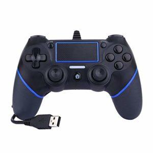Manette de jeu Bluetooth sans fil pour console PC ordinateur portable jeu jeu jeu manette manette manette de jeu jeu jeu manette manette de PS4 (couleur : 4)