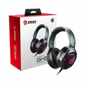 MSI Casque IMMERSE GH50 Gaming *5204