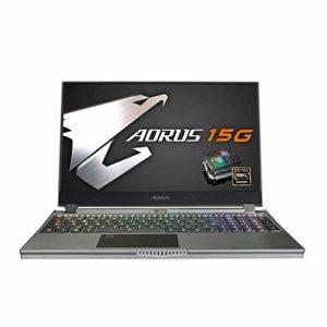 Ordinateur Portable 15» Gaming avec Clavier Mécanique – AORUS 15G KB-7FR1130MH