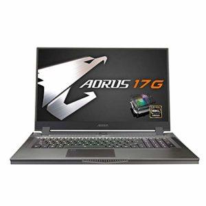 Ordinateur Portable 17» Gaming avec Clavier Mécanique RGB – AORUS 17G XB-8FR6150MH