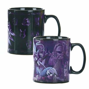 Paladone Tasse en céramique The Legend of Zelda – Mug Magique Majora's Mask, 5055964738501